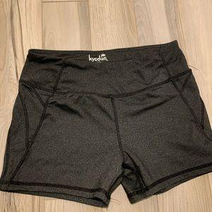 Sport short tights